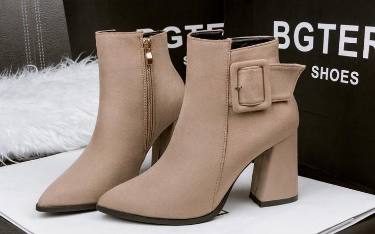 ed1bd741ab7a Модная обувь осень-зима 2017-2018, тенденции мировой моды для женщин ...